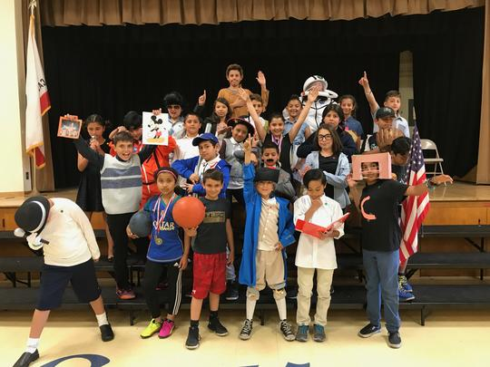 Saticoy's Rm.22 Wax Museum of American History